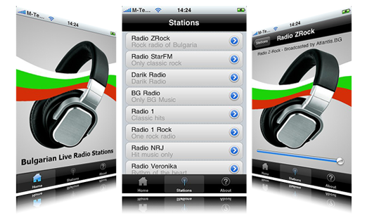 BGLiveRadio for iOS