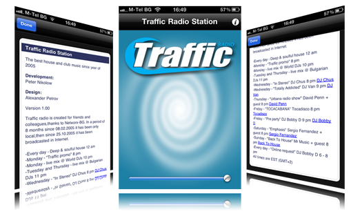 Traffic Radio Stattion