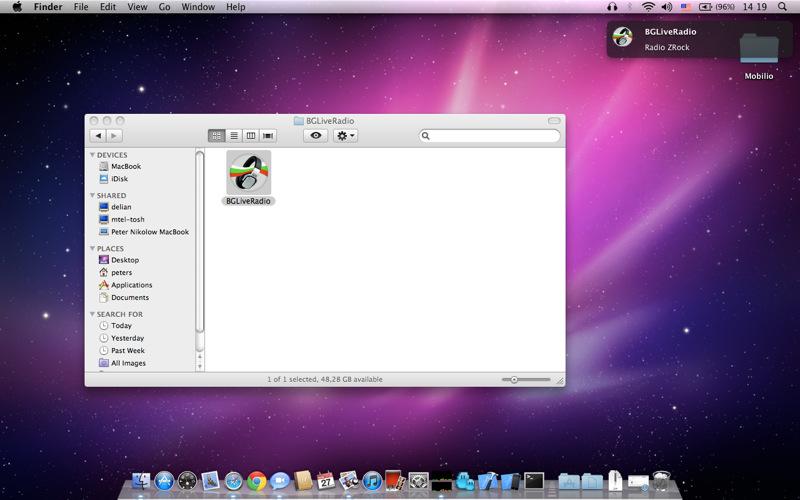 BGLiveRadio for Mac