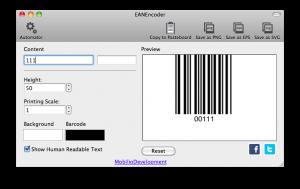 ean5 barcode