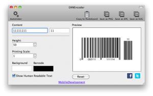 ean13 barcode with ean2 addon