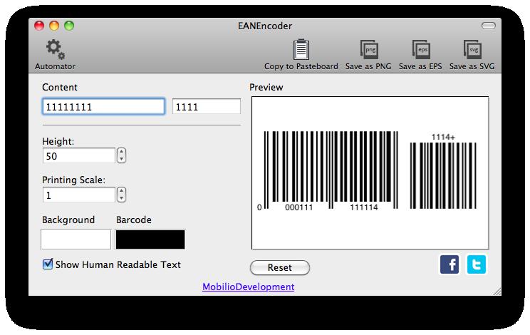 ean code erstellen mac freeware
