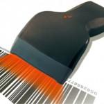 Barcode laser scanner