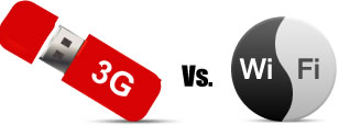 3G vs Wi-FI