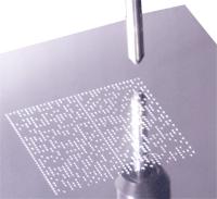 datamatrix on metal
