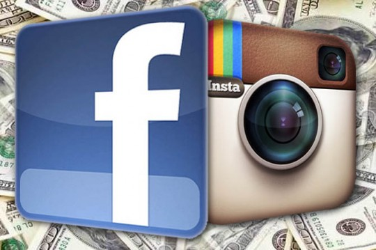 Facebook bought instagram