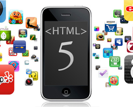 HTML5 facebook app