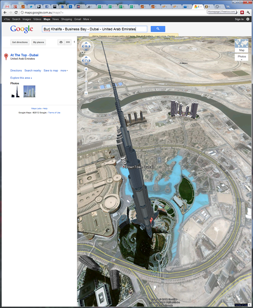 WebGl in Google Maps