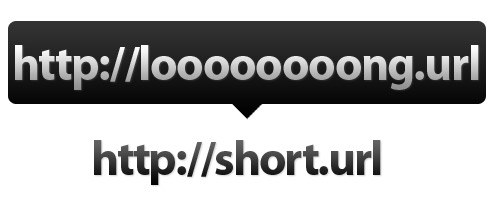 conversion from long to short URL