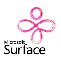 Microsoft Surface Tablet Equipped with Windows 8
