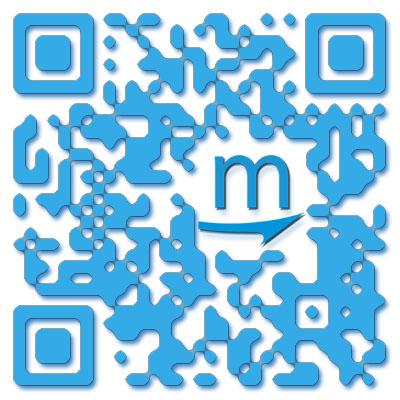 Custom QR code Mobilio