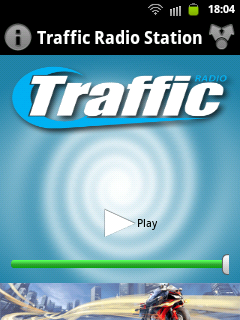 Traffic Radio Station for Android - MobilioDevelopment