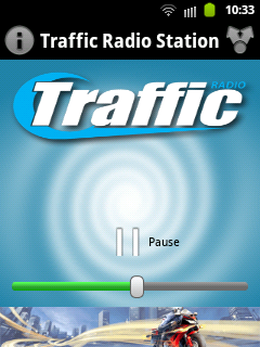 Traffic Radio Station for Android 2