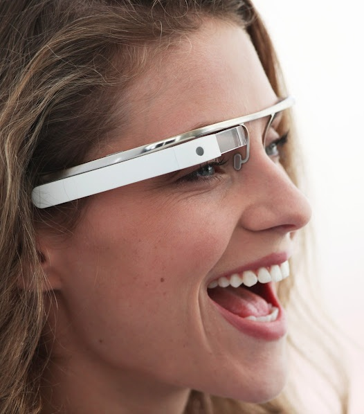 google glass in action