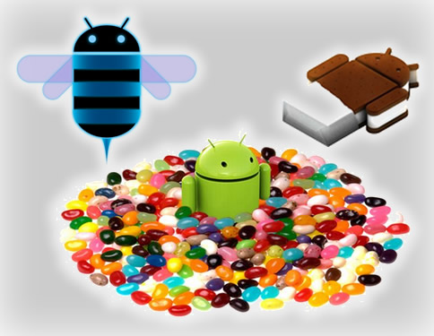 honeycomb-icecreamsandwich-jellybean