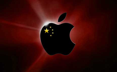 apple's great success in china