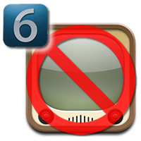 YouTube App Won't be Available in iOS 6 by Default!