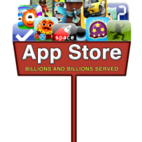 Battle of the app store giants