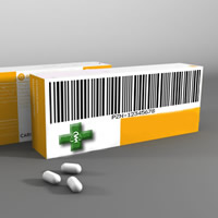 PZN – German Pharmacy Barcode