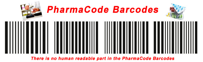 pharmacode barcodes types